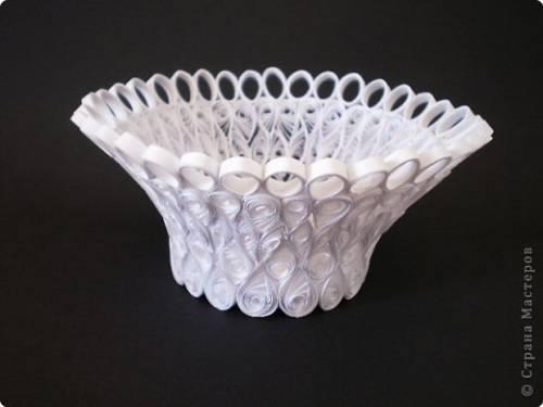 Белая ваза - Работы пользователей