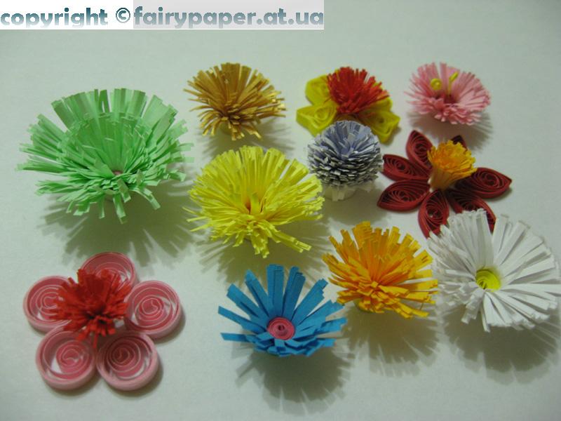 Цветок из бумаги своими руками мастер класс страна мастеров